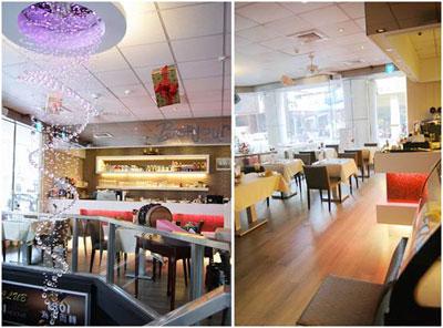 高雄,邦交飲食館,下午茶,複合式餐廳