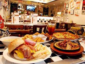 高雄,美式餐廳,美式漢堡