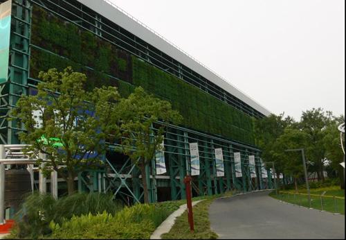 高雄景觀,屋頂綠化,垂直綠化,綠屋頂,綠牆