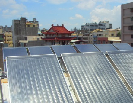 高雄太陽能熱水器